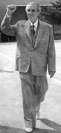Товарищ Энвер Ходжа.